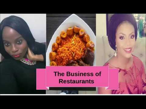 The Business of Restaurants - 100% Woman Radio Show
