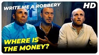 Onur, Lost Gangster's Money | Write Me A Robbery Turkish Comedy Movie English Subtitles