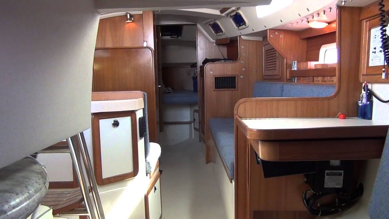 SOLD Catalina 30 MkIII Day Tripper Sailboat For Sale