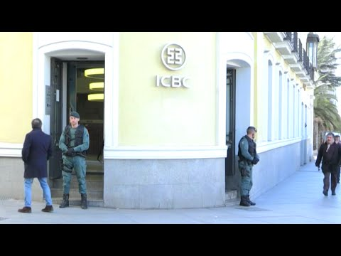 ICBC Closely Follows Spain's Money Laundry Investigation into its Branch in Madrid