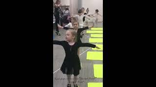 открытый урок 25 мая 2017 в ХШ Русский балет Сергиев Посад