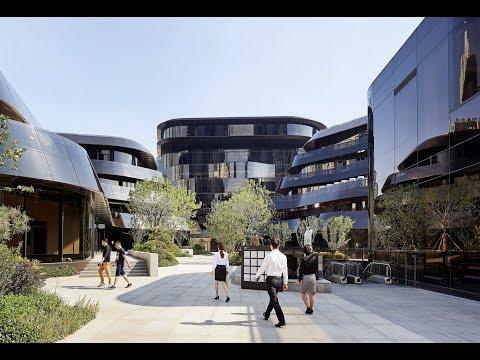Chaoyang Park Plaza | MAD Architects | Beijing, China | HD