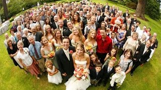 Чем занять гостей во время свадебной прогулки