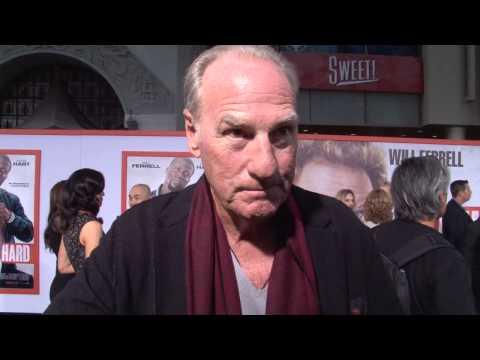 Get Hard: Craig T. Nelson Red Carpet Premiere Interview