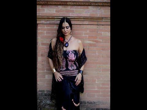 Mhijea entrevistada en el programa Sevilla en Femenino de Es Radio Sevilla