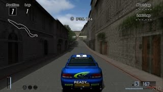 Gran Turismo 4 Subaru Impreza Rally Car 99 Ps2 Gameplay Hd