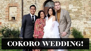 #CoKoro Wedding In Italy | Joni and Camille Co Koro