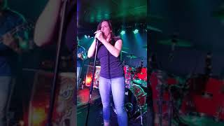 Aural Deception cover of HEARTBREAKER with guest Christina Jones