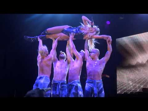 KE$HA - Supernatural - Warrior Tour 2013