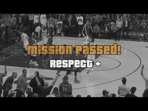 Warriors vs Cleveland | Kevin Durant 3 pointer | Stephen Curry shit/poop | Mission passed