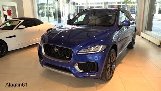 JAGUAR F PACE all-new In Depth Review Interior Exterior