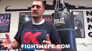 SERGEY KOVALEV RATES DMITRY BIVOL AND ARTUR BETERBIEV; LOOKS FORWARD TO FUTURE FIGHTS