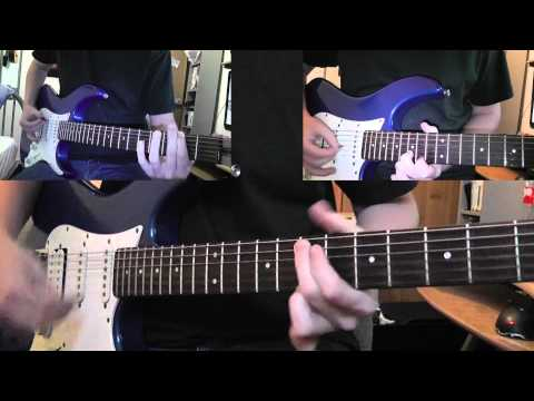 Gap In The Fence - Enter Shikari [Guitar Cover]