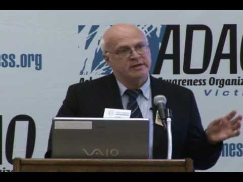 2009 ADAO AAC: Dr. Joachim Rosler, Asbestos and Its Victims in Germany