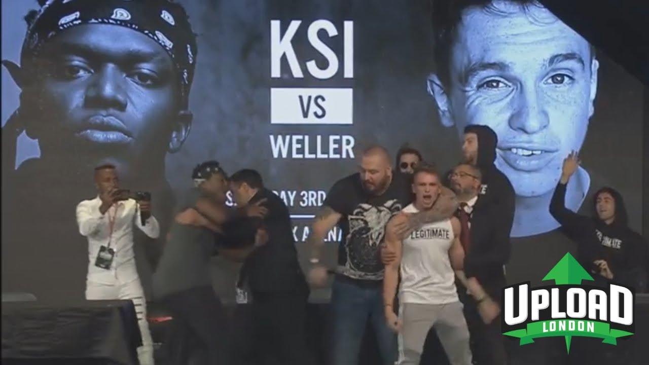 joe weller ksi fight