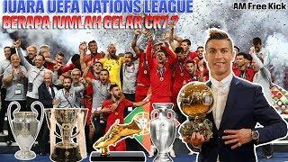 Download Video JUARA UEFA NATION LEAGUE, CRISTIANO RONALDO Jadi ORANG yang BERGELIMANG TROPHY.!! MP3 3GP MP4