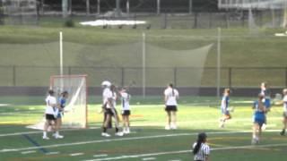 Porter Goal (2) Hereford vs Stephen Decatur (Girls
