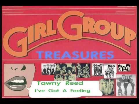 Tawny Reed - I've Got A Feeling (1965 Girl Groups Sounds, Baby Washington cover)