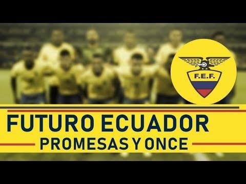 ECUADOR para Copa América y Mundial Qatar 2022: Alineación con promesas a tener en cuenta