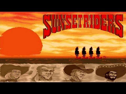 Recomendando Sunset Riders (SNES)