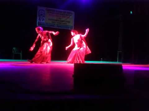 dola re dola performed by ankita and poulami youtube