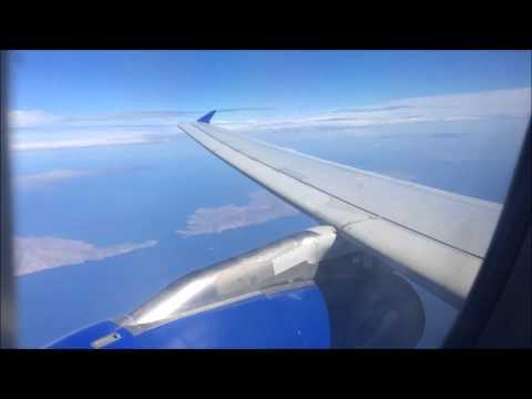 Cyprus Airways A320 | Larnaca-Athens | FULL FLIGHT |  1080p HD |