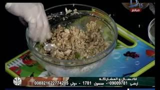 مطبخ دريم | طريقة عمل فطائر التفاح بالسكر والقرفة مع الشيف أحمد المغازي