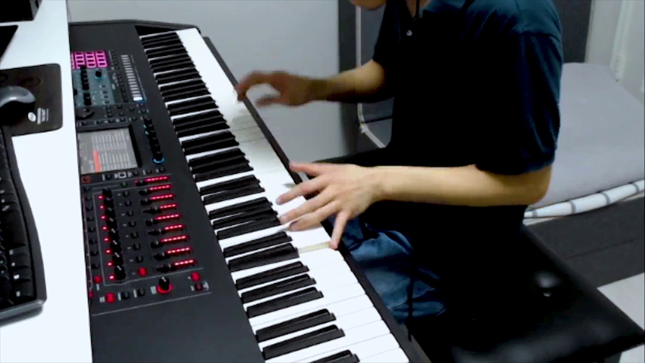 IU(아이유) _ Blueming(블루밍) 피아노 편곡 커버