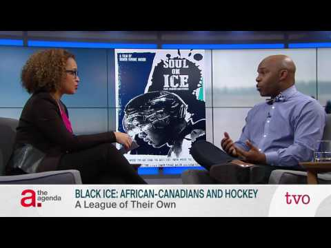 Black Ice: African-Canadians and Hockey
