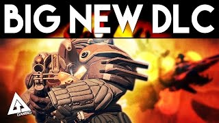 Destiny Big NEW DLC Announced!