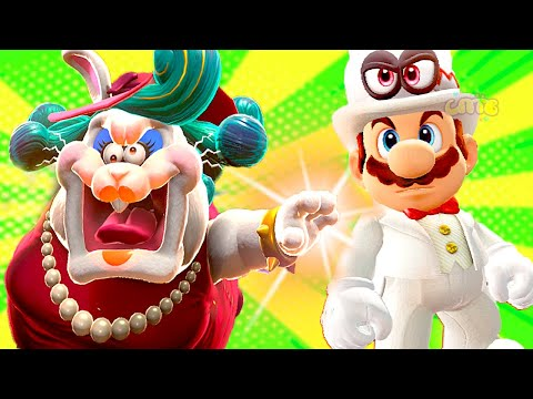СУПЕР МАРИО ОДИССЕЙ #52 мультик игра для детей Детский летсплей на СПТВ Super Mario Odyssey Boss