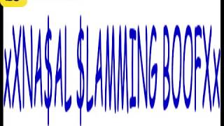 LASHING OUT - xXNA$AL$LAMMINGBOOFXx
