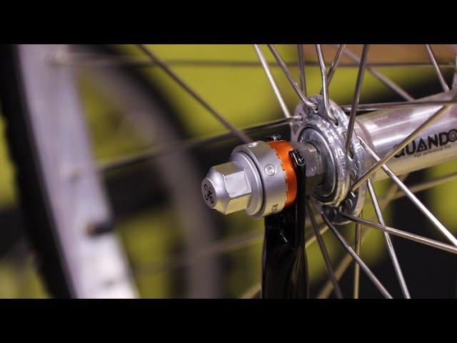 IXOW Wheelguard Gravity anti theft Wheel Nuts