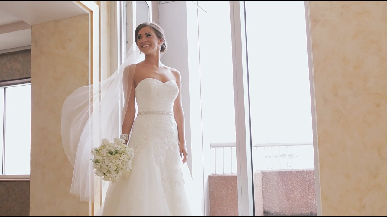 Cincinnati Wedding Video | Drees Pavillion | Andrea + Nick - YouTube