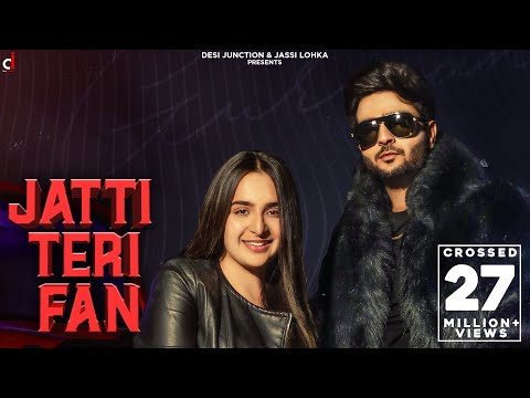 Jatti Teri Fan Lyrics | Gurman Sandhu ft Gurlez Akhtar Mp3 Song Download