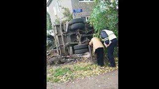 Страшная авария с грузовиком в Башкирии: ребенок погиб, трое взрослых пострадали