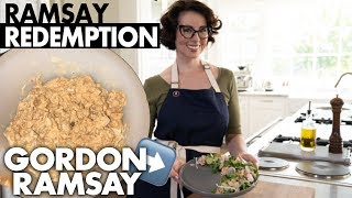 Gordon Ramsay Burns a Tuna Dish on Twitter but Can it Be Saved? | Ramsay Redemption