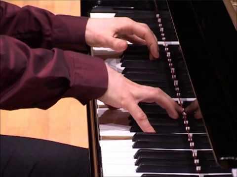 Chopin Nocturne opus 27 No. 1 - Matthieu Cognet, piano