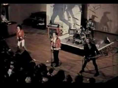 The Clash In Munich- London's Burning