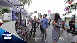 Tonight Show Jalan-jalan di Net Goes To You Bandung