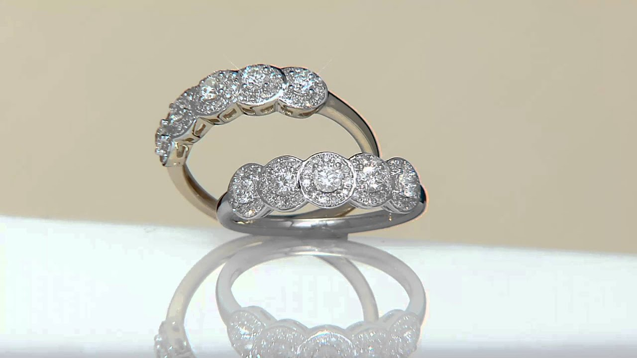 ladies fullxfull vintage keepsake ring products petite il bands kbbw wedding gold white size stackable band diamond