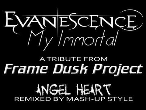 MY IMMORTAL - Evanescence (Angel Heart REMIX)