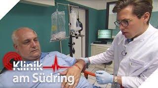 Der Mann ohne Organe | Klinik am Südring | SAT.1 TV