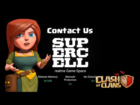 How To Contact SUPERCELL Easily...