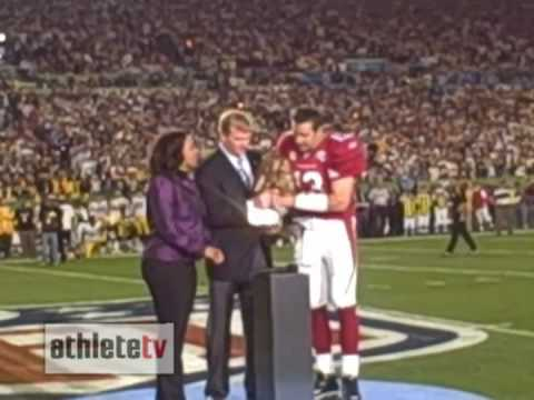 The Presentation of the NFL Man of the Year Award