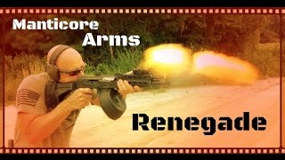 manticore arms m92 m85 yugo ak 47 renegade handguard top cover review hd