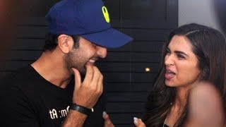 Deepika Padukone & Ranbir Kapoor TAMASHA | UNCUT Wrap Up Party VIDEO