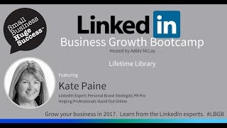 LinkedIn Business Growth Bootcamp