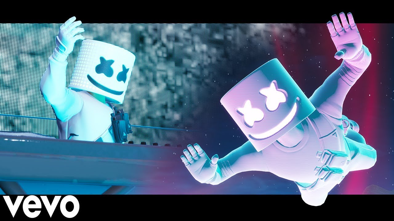 Fortnite - Marshmello (Official Music Video)