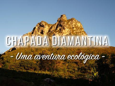 Chapada Diamantina,  uma aventura ecológica